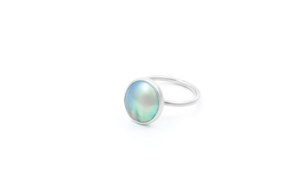 Ring med Cortez Perle