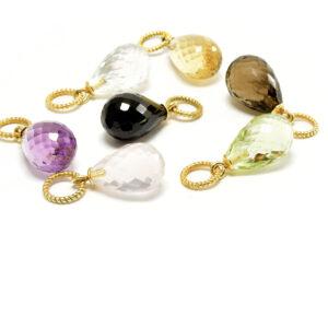 Precious Gems Vedhæng